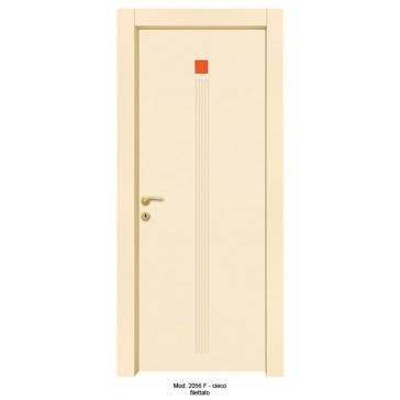 Porta Laccata Liscia e Filettante