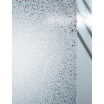 Vetro texturizzato trasparente Masiglass Modello Brio