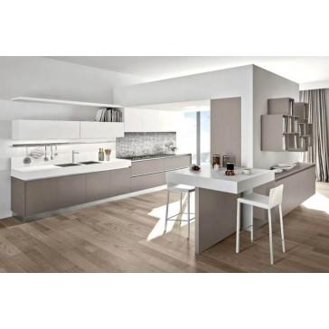 Cucina Moderna con isola in vendita a Roma