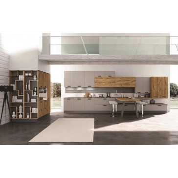 Axis Cucine Moderne serie Officina, progetto 7