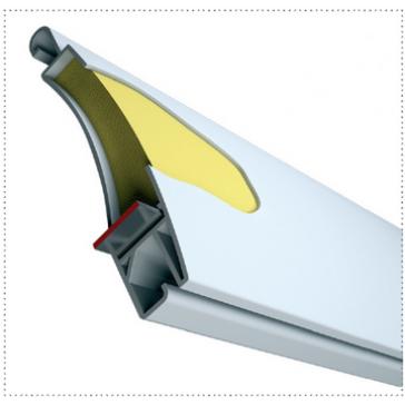 FTLine Avvolgibile in PVC Coibentato