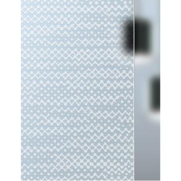 Vetro texturizzato Masiglass Modello Tricot