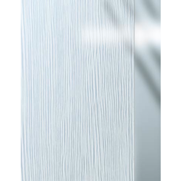 Vetro texturizzato Masiglass Modello Wengé Maté double face