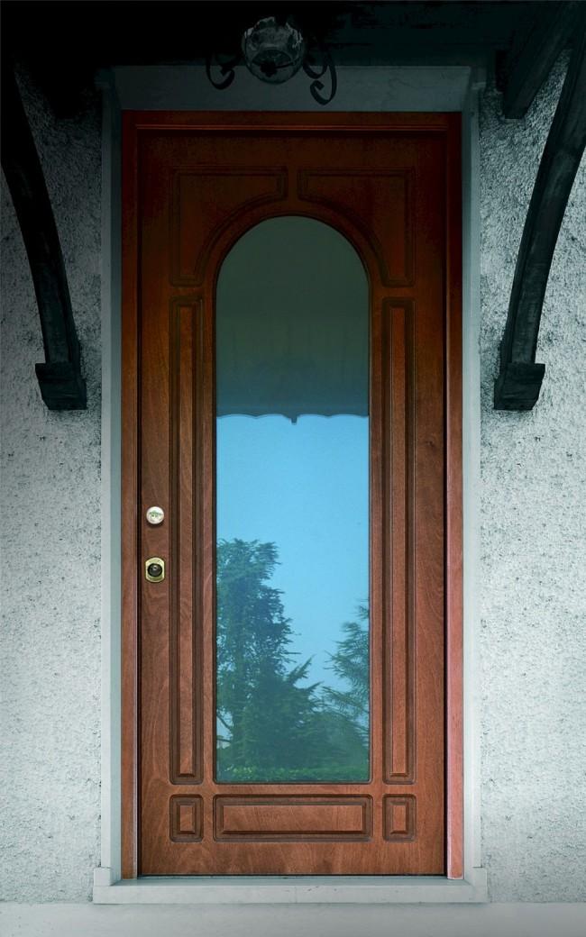 Porta blindata bauxt superior classe antieffrazione 3 - Porta finestra blindata ...
