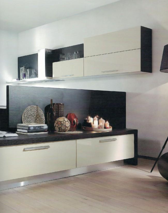 Cucina effe2 serie eclettica vendita di cucine industriali al metro lineare a roma - Cucina in muratura costo al metro ...