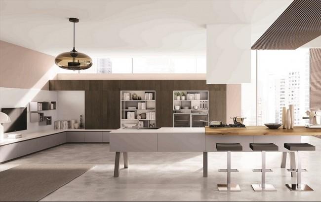 cucina axis progetto 1 cucine moderne su misura in vendita a roma. Black Bedroom Furniture Sets. Home Design Ideas