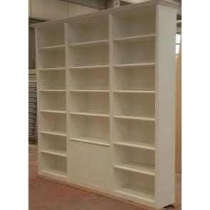 Libreria in vero legno