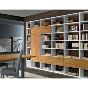 Libreria Laccata CM28 FGF