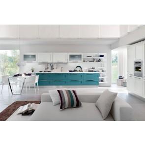Cucine complete su misura in promozione moderne e classiche - Cucine moderne bicolore ...