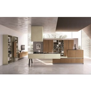 Axis Cucine Moderne serie Officina, progetto 3