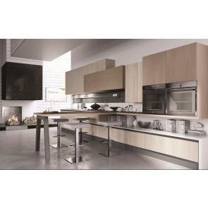 Axis Cucine Moderne serie Officina, progetto 9