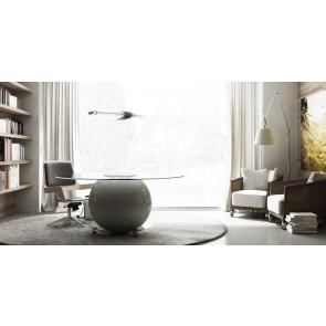 Tavolo Saturno Staino per interno casa in legno