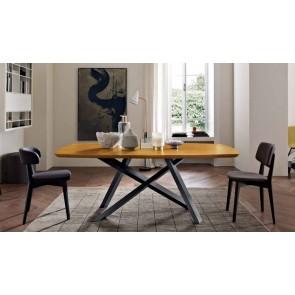 Tavolo in legno Crossing