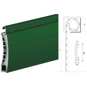 FTLine Avvolgibile PVC/Alluminio Nova Duero