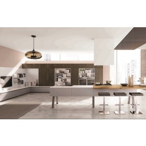 Axis Cucine Moderne serie Officina, progetto 1