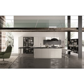 Axis Cucine Moderne serie Officina, progetto 2