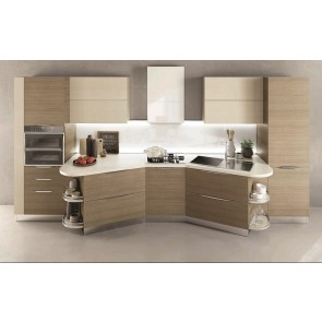 Axis Cucine Moderne serie Officina, progetto 5