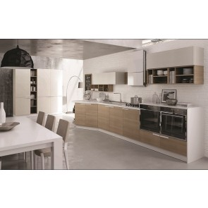 Axis Cucine Moderne serie Officina, progetto 6