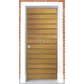 Porta Blindata liscia M.Italia